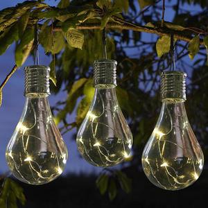 Solar Edison Style Light