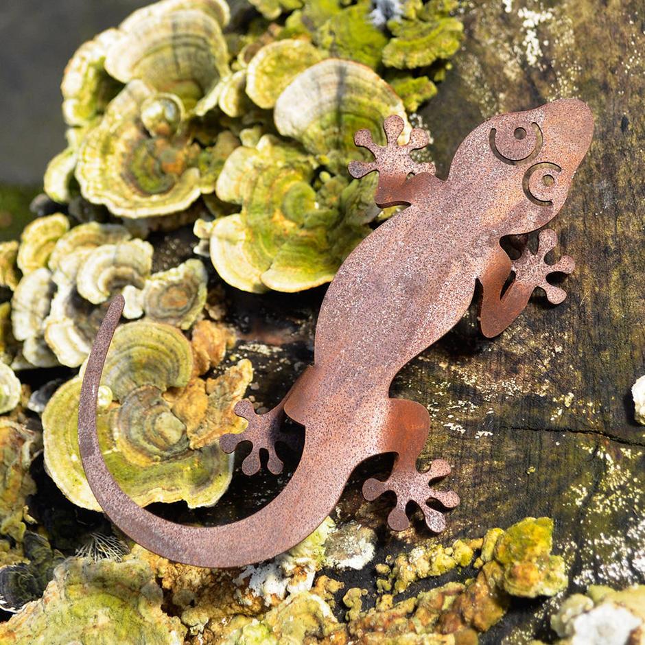 Rustic Wall Gecko