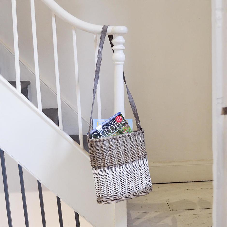 Rattan Poachers Basket