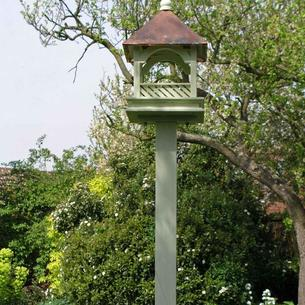 Bempton Bird Table on a Stand