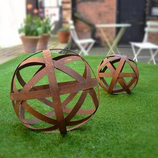Rusty Band Balls