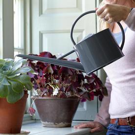 Sophie Conran Grey Enamel Watering Can