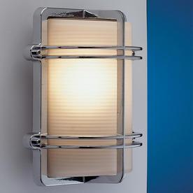 Rectangular Bulkhead Wall Light