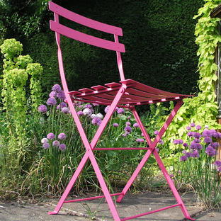 Bistro Chair - Metal