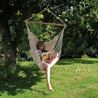 Hammock Chair - Ecru