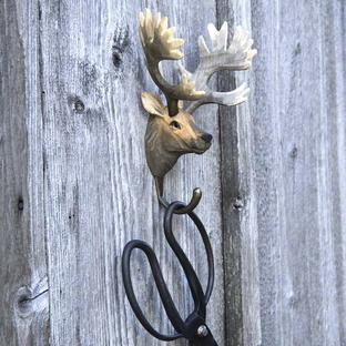 Red Deer Coat Hook