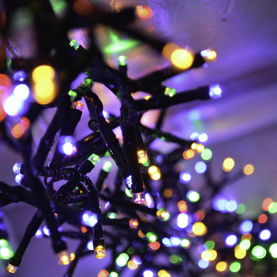 Buy Outdoor 300 LED Twister Fairy Lights