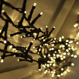 Outdoor 300 LED Twister Fairy Lights