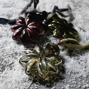Jewelled Glass Stars