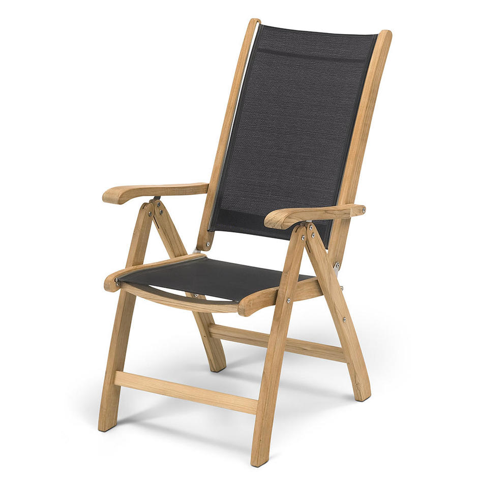 Columbus Adjustable Sling Chair