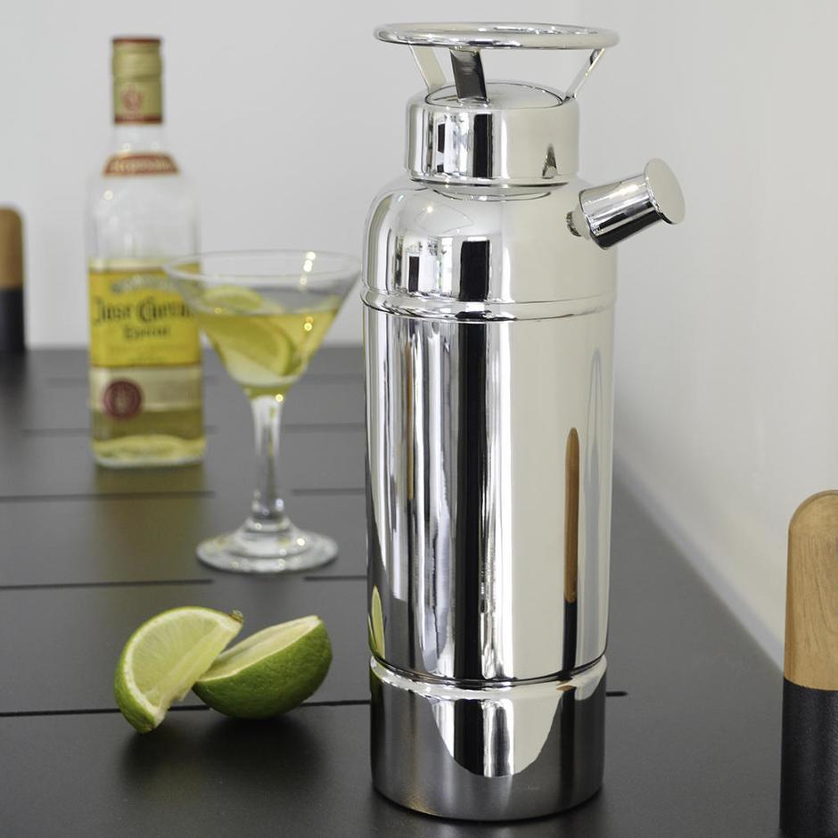 Extinguisher Cocktail Shaker
