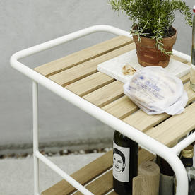 Fuori Serving Trolley