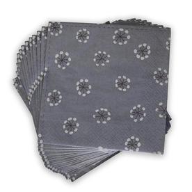 Flower Dot Paper Napkins