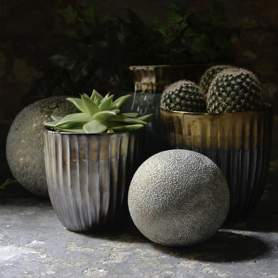 Decorative Ceramic Spheres