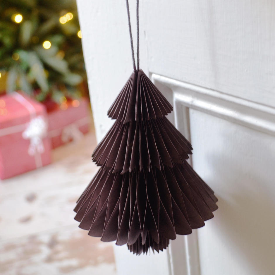 Hanging Paper Concertina Decorations