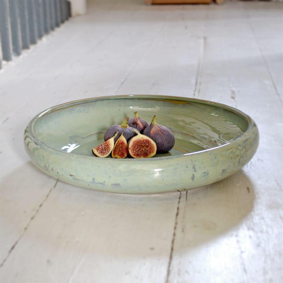 Pure Seagreen Tabbouleh Bowl