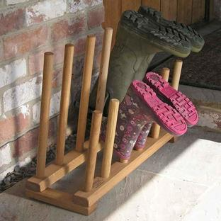 Combination Boot Rack