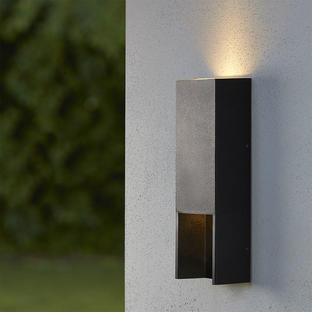 Domica Outdoor LED Up/Down Wall Light