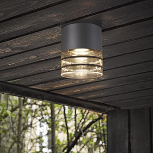 Momento Outdoor LED Ceiling Lighting