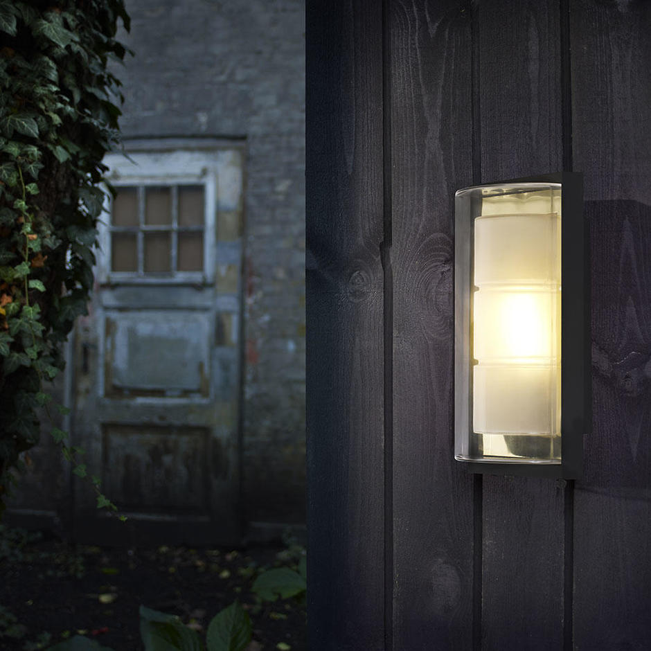 Via Outdoor Wall Lighting