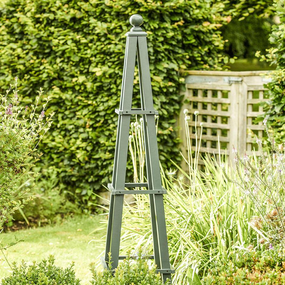 Hardwood Obelisk