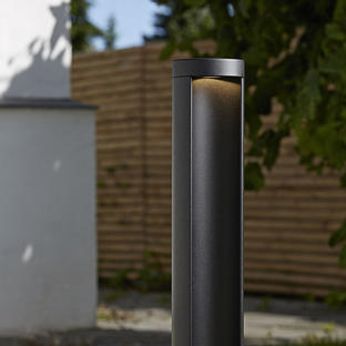 Mino Outdoor LED Pillar Lighting