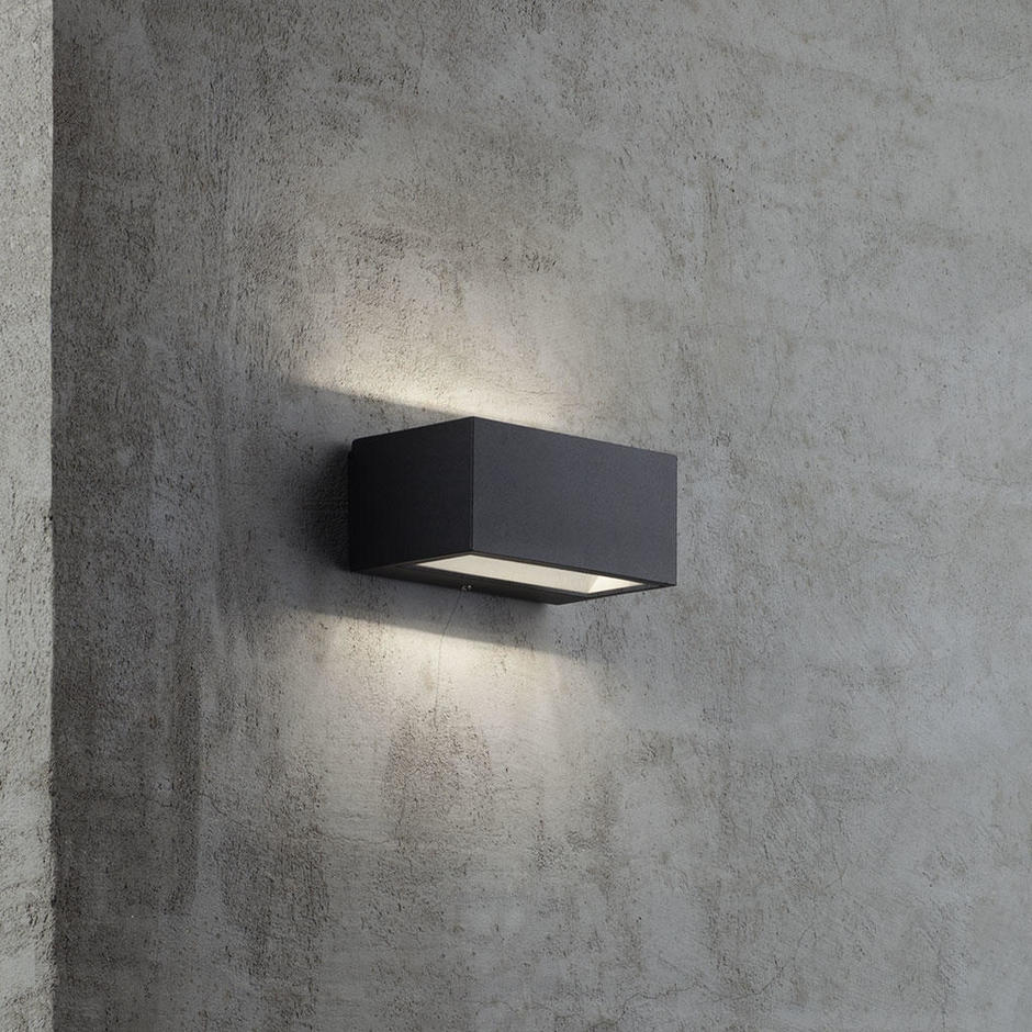 Nene Outdoor Led Wall Lighting By Nordlux The That Turned Revitalising Your Spac