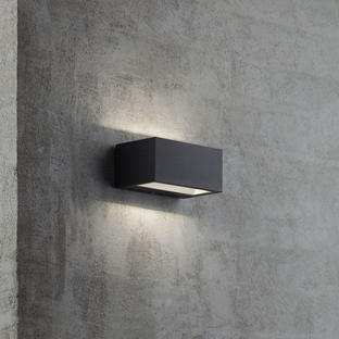 Nene Outdoor LED Up/Down Wall Light