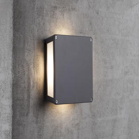 Tamar Panel Outdoor LED Up/Down Wall Lights