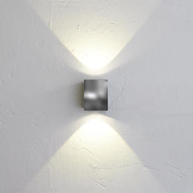 Canto Kubi Outdoor LED Up/Down Wall Lighting