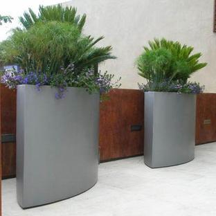 Geo Oval Planter