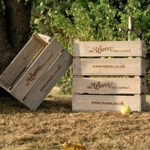 Set of 3 Fruit Boxes