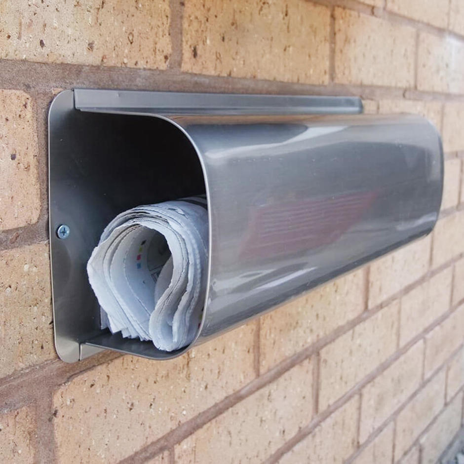 Newspaper Holder Roll