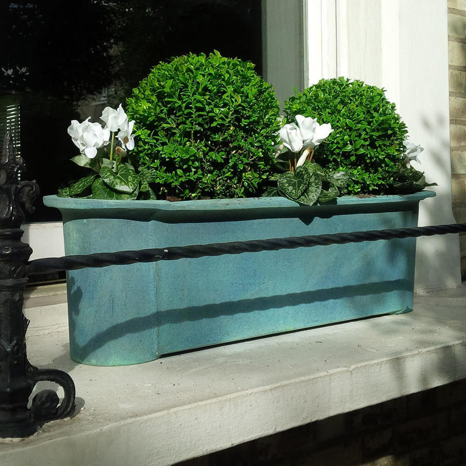 Provencal Window Box