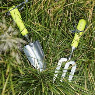 FloraBrite Hand Trowel & Fork