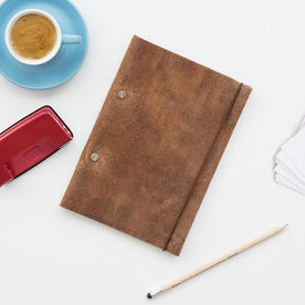 Create Your Own Leather Notebook