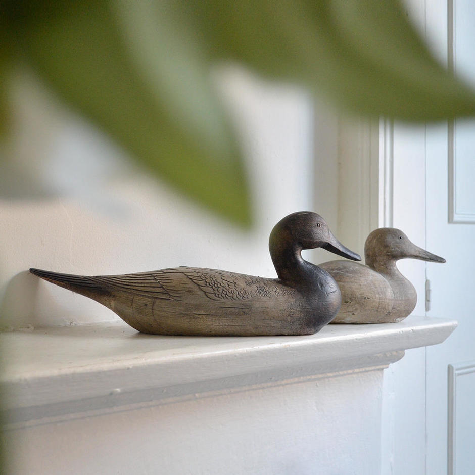 Decorative Decoy Ducks