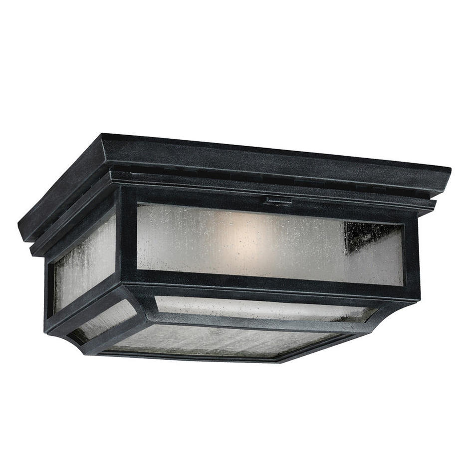 Outdoor Shepherd Flush Mount Ceiling Light