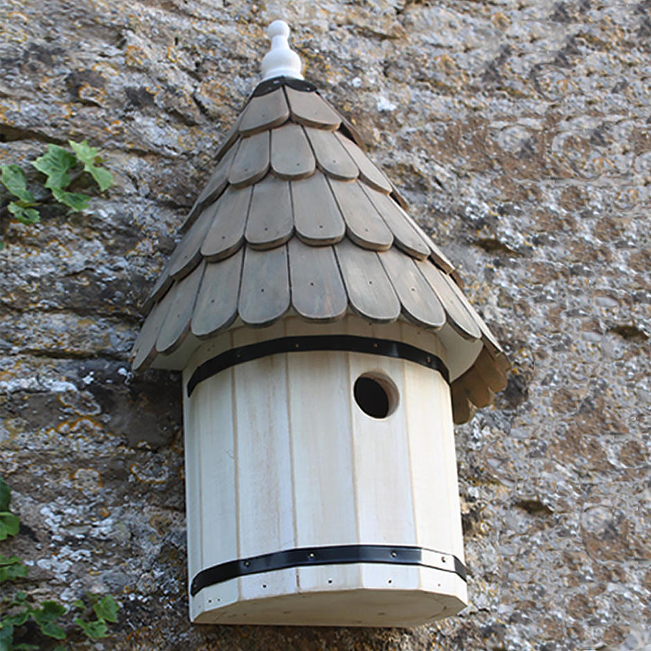 Buy Dovecote Style Nest Box The Worm That Turned