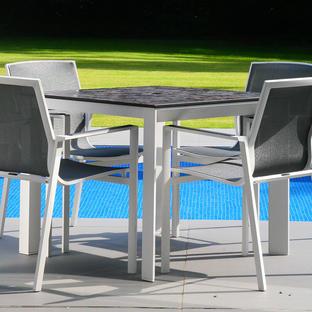 Madison 90cm Square Table