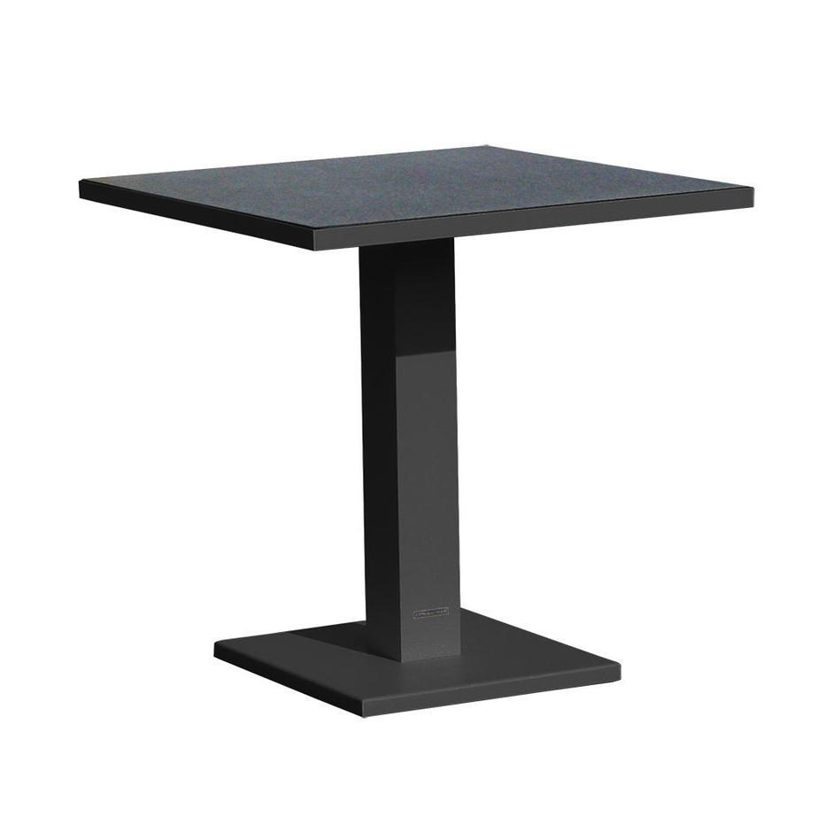 Madison Pedestal Square Table 70 x70
