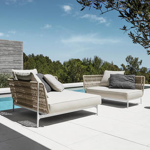 Modular Outdoor Lounge Furniture