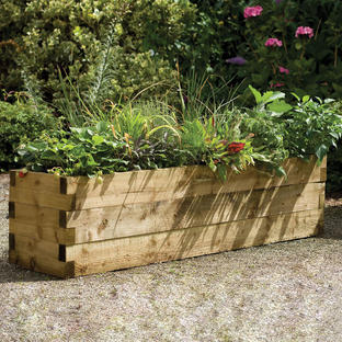 Caledonian Raised Beds
