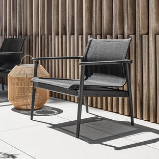 180 Stacking Lounge Chair with Arms