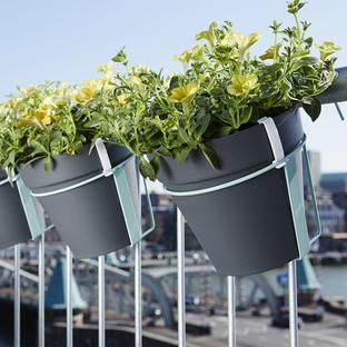 Urban Balcony Potholder