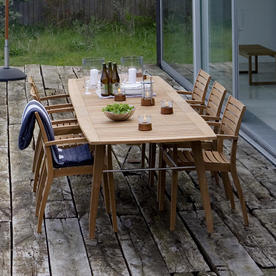 Ballare Extending Dining Table and Chairs