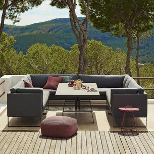 Outdoor Lounge Furniture modular outdoor lounge furniture