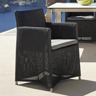 Diamond Weave Dining Chair