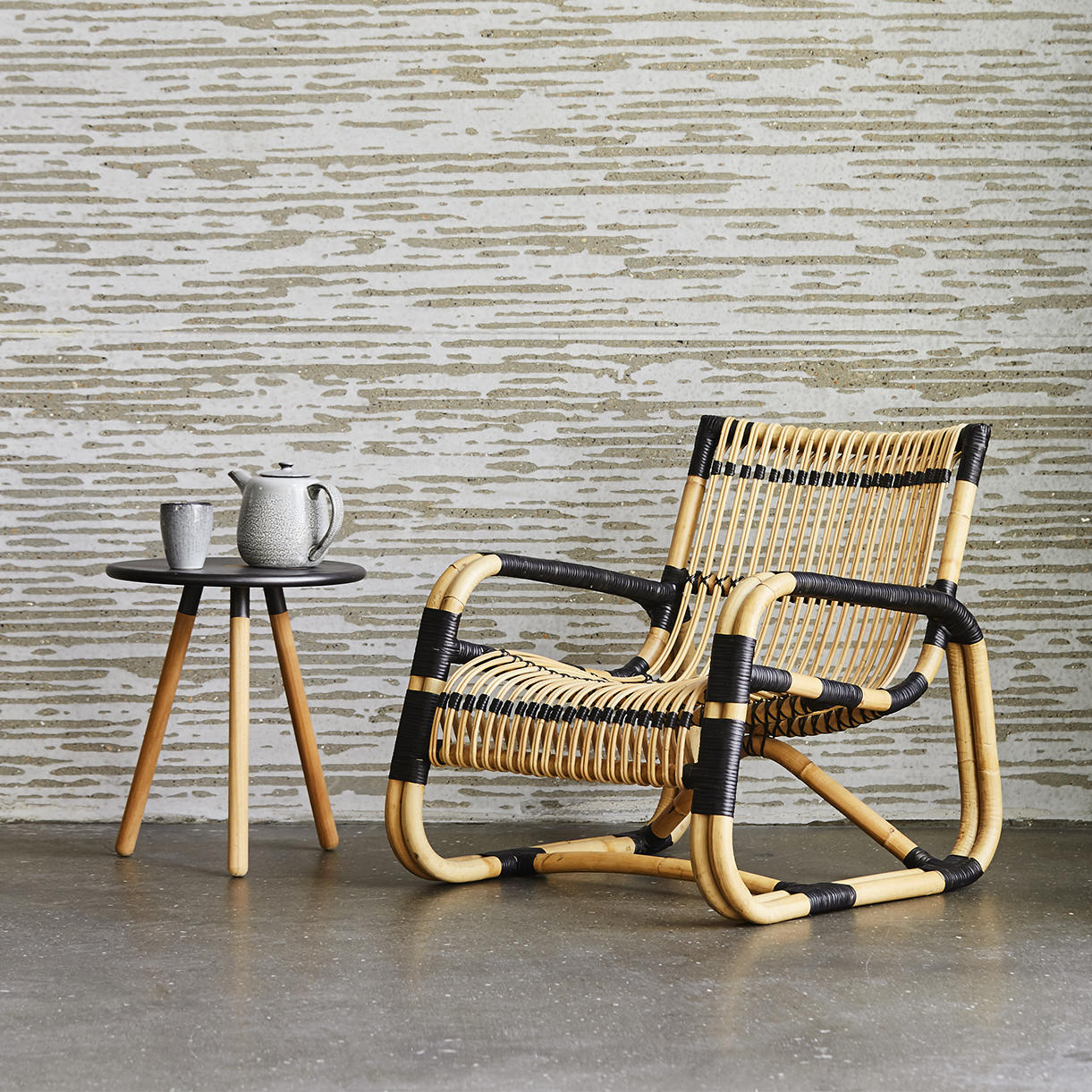 Picture of: Buy Curve Indoor Lounge Chair By Cane Line The Worm That Turned Revitalising Your Outdoor Space