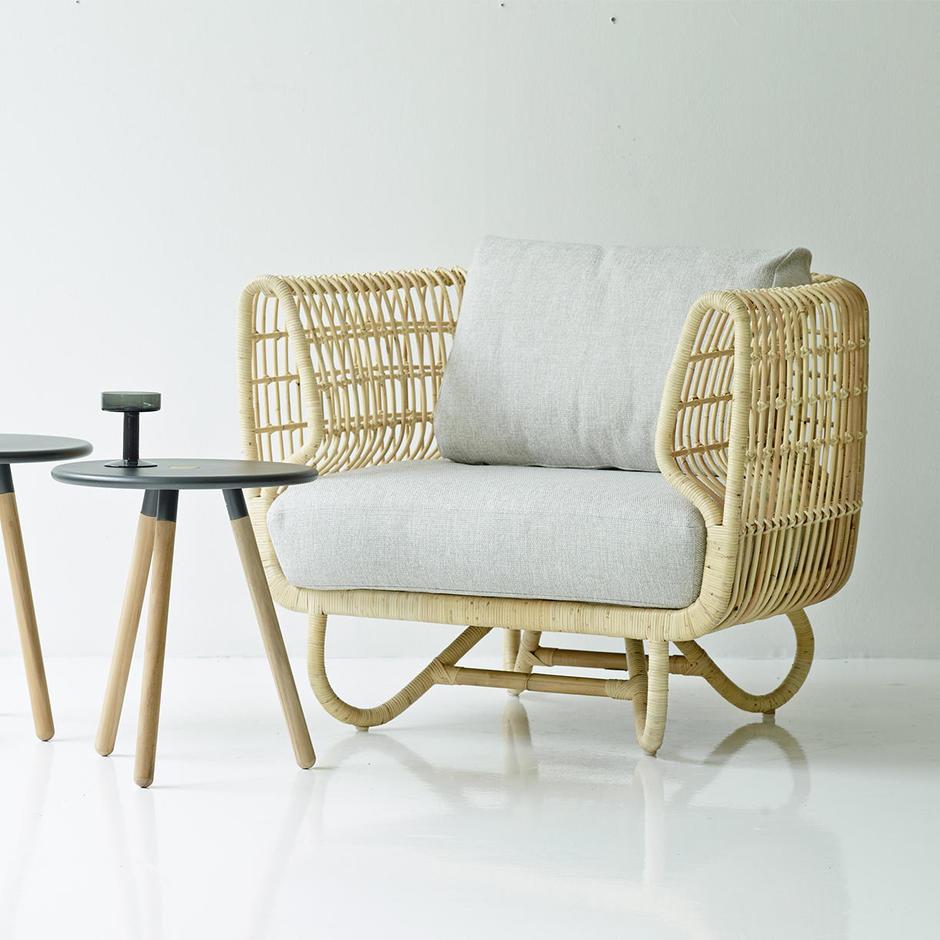 Nest Indoor Club Chair